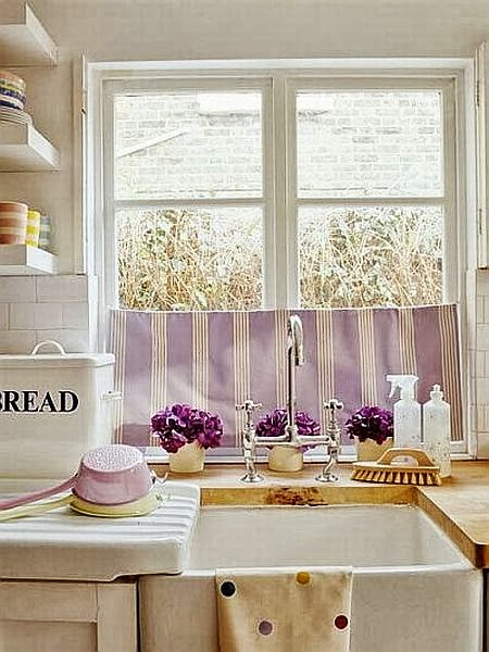 pastel kitchen details