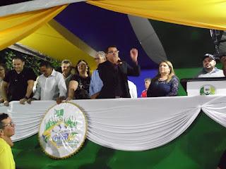 Em Picuí, desfile de 7 de Setembro reuniu centenas de pessoas nas ruas principais da cidade