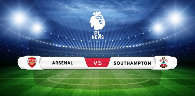Arsenal vs Southampton Prediction & Match Preview