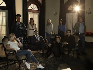 Elenco de Cloak and Dagger