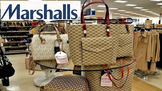 Compras na loja Marshalls em Miami