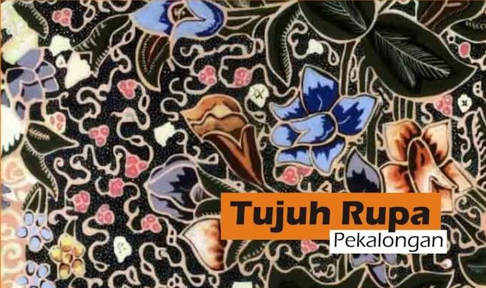 Motif Batik Tujuh Rupa Pekalongan, Kolaborasi Budaya Lokal dan China
