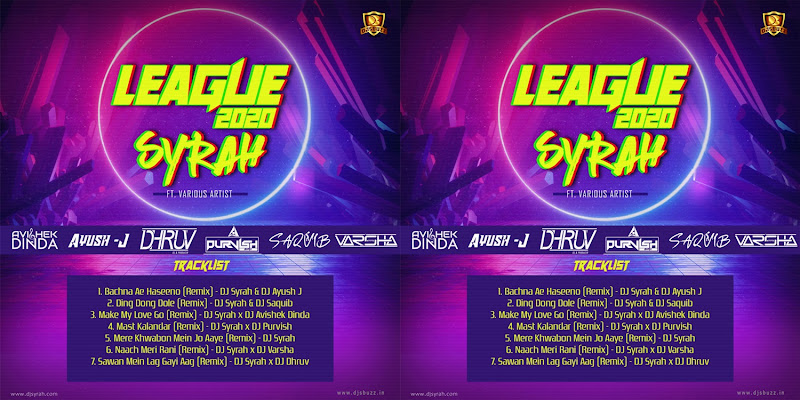 LEAGUE 2020 – DJ SYRAH