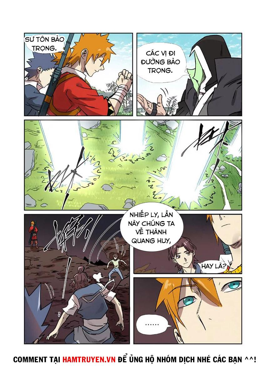 Yêu Thần Ký chap 288 - Trang 7