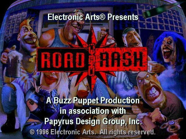 Road Rash 2002 Game - Free Download Full Version For Pc
