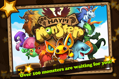 Haypi Monster v1.6.2 MOD Apk-screenshot-1