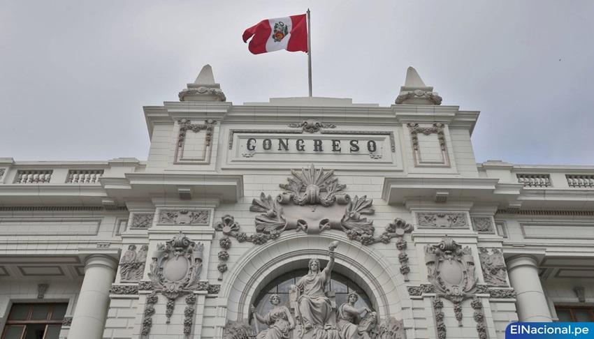 Perú elimina la inmunidad parlamentaria