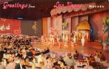 Las Vegas In 1950s-60s Vintage Everyday
