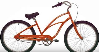 женский велосипед городской