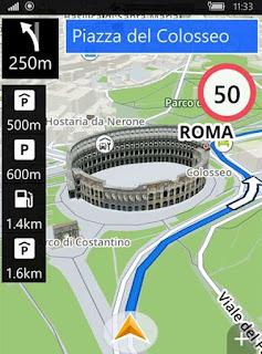 LA MIGLIORE APP DI NAVIGAZIONE GPS OFFLINE PER WINDOWS PHONE