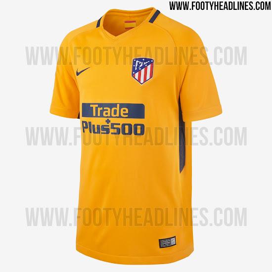equipacion Atlético de Madrid nuevas