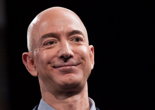 Jeff Bezos Is Officially Worth $100 Billion Dollars After Black Friday Sales