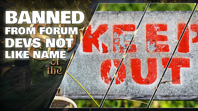 Banned From SOTA Forum, Name Was Trolling Says Dev • Shroud of the Avatar News