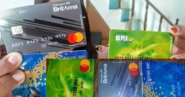 Urus Kartu ATM BRI Hilang Secara Online