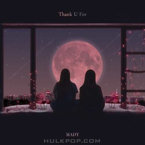 MADY – Thank U For – Single