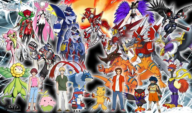 Digimon Savers Sub Indo