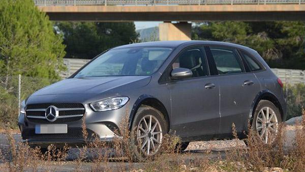 Burlappcar: 2020/21 Mercedes EQB