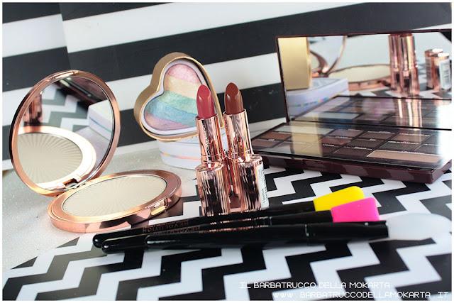 makeup revolution palette highlighter lipstick brush review