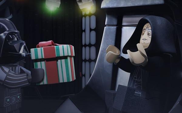 Lego Star Wars Especial Boas Festas - Bela Surpresa
