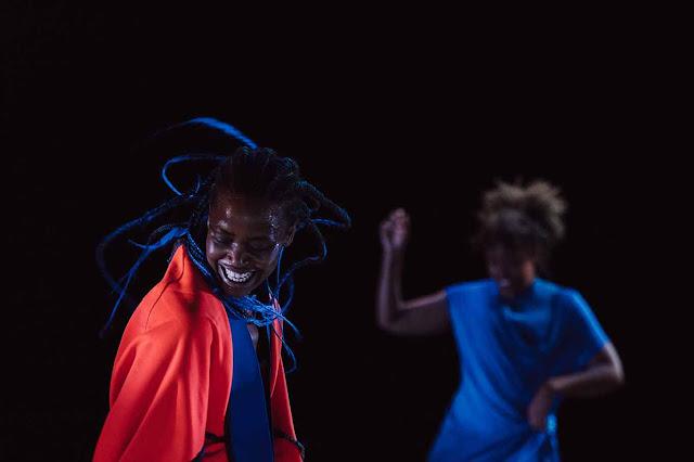 Dorothée Munyaneza avec le festival d'Automne