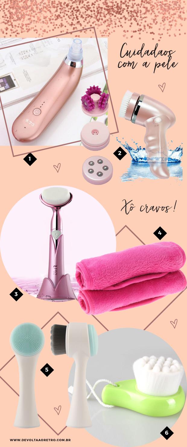 cuidados da pele em casa, limpeza de pele em casa