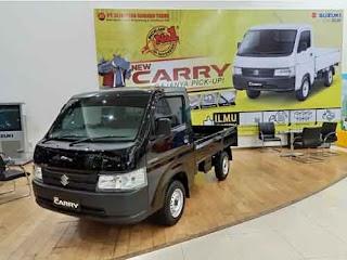 Harga Promo Kredit New Carry Pickup Murah