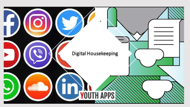 Lets Do Digital Housekeeping and Reduce Carbon Footprint