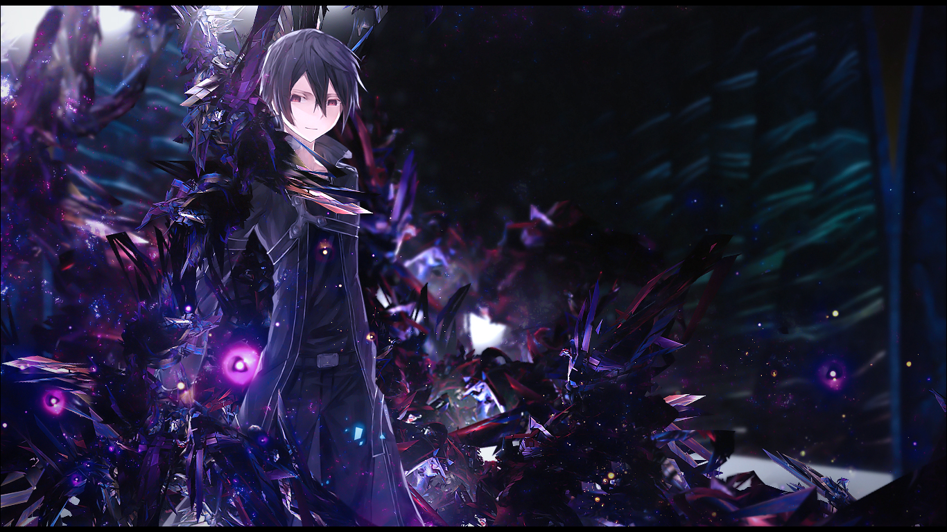 Kirito 16 Fan Arts and Wallpapers | Your daily Anime ...