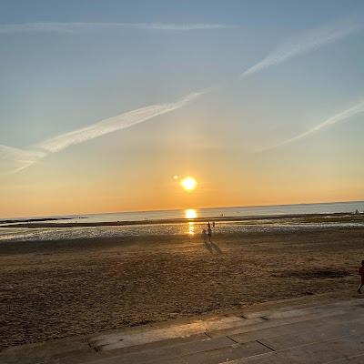 Margate beach Kent