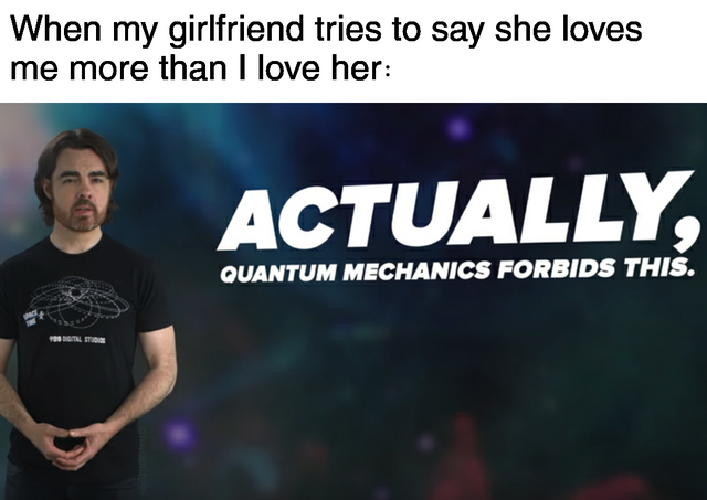 My girlfriend inspired me to make a meme