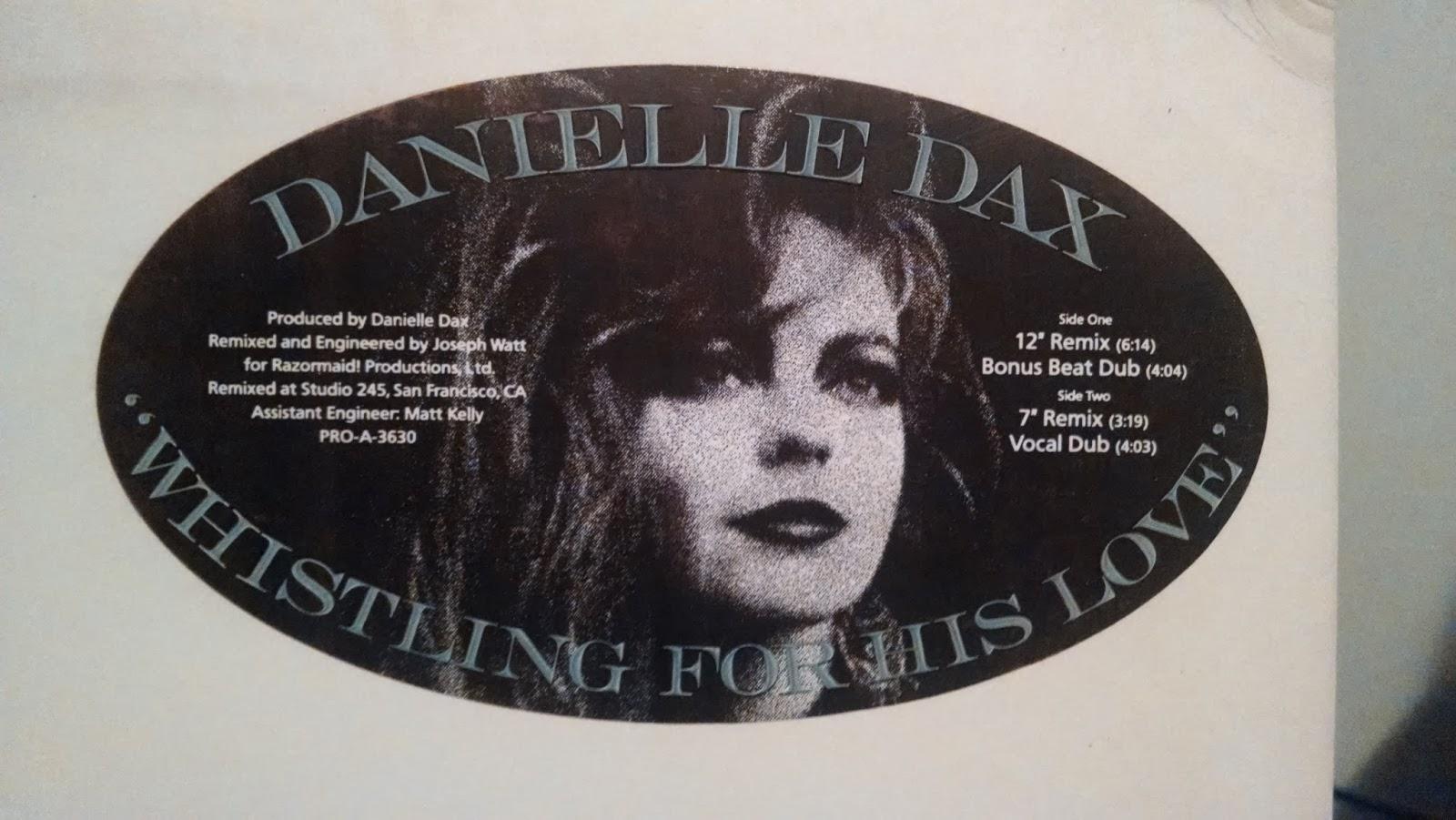 Danielle Dax - Dark Adapted Eye