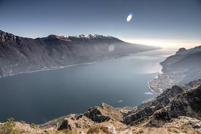 Panorama Foto Gardasee