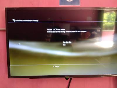 Cara Mengkoneksikan PS3 Dengan Wifi 14