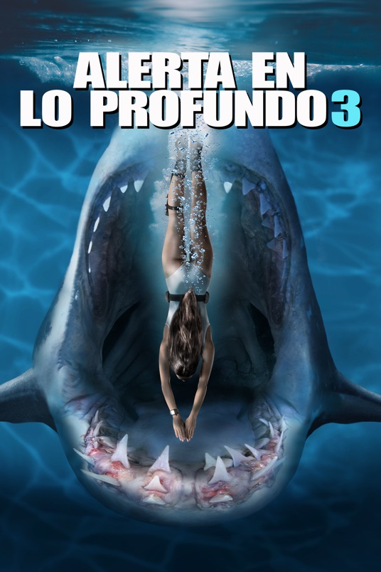 Deep Blue Sea 3 (2020) WEB-DL 1080p Latino