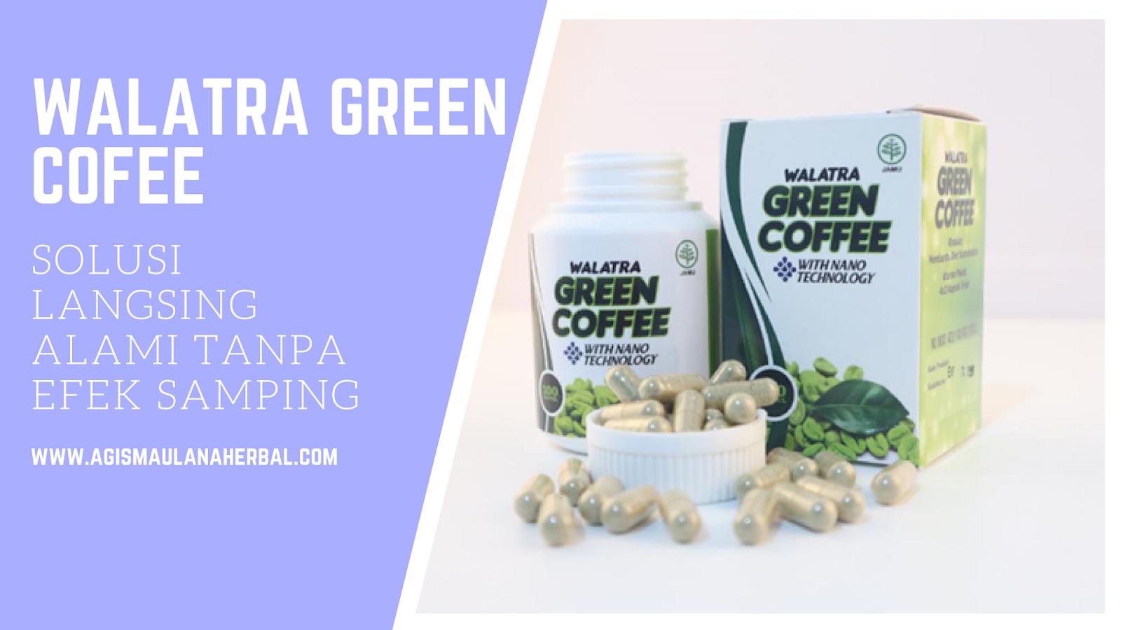 Walatra Green Cofee