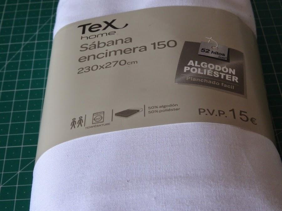 tela de sábana