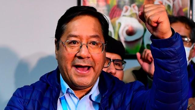 Luis Arce exige renuncia del secretario general de la OEA, Luis Almagro
