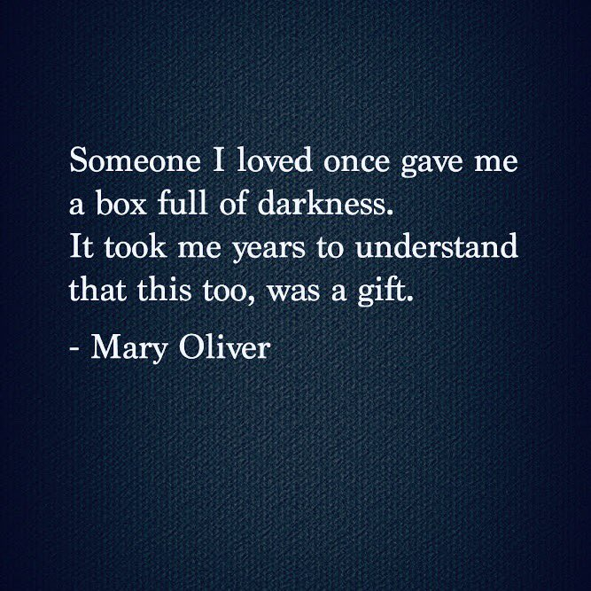 Betrayed Wives' Club: RIP Mary Oliver