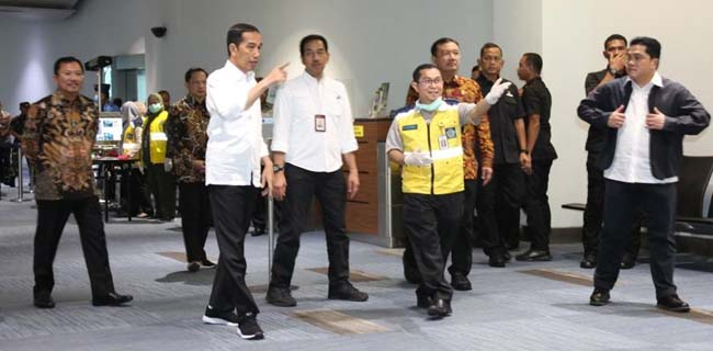 Sampai Akhirat Jokowi Akan Diminta Pertanggungjawaban Jika Lalai Tangani Wabah Corona