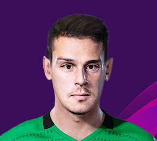 PES 2020 Faces Kevin Hoggas by Korneev