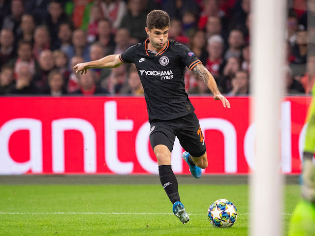 Hasil Lengkap Pertandingan Liga Champions : Chelsea Menang Tipis Atas Ajax, City, Liverpool, dan Tottenham Pesta Gol
