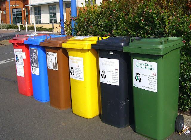 A hulladékcsökkentés a szelektív gyűjtéssel kezdődik