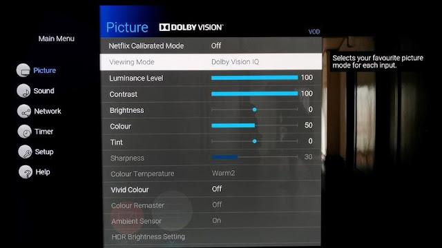 Panasonic HZ1000 OLED TV Review