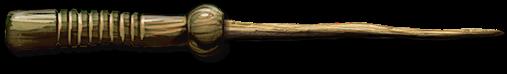 Bacchetta di Minerva McGranitt: Abete, Corde del cuore di Drago, 9 1/2 pollici, Rigida
