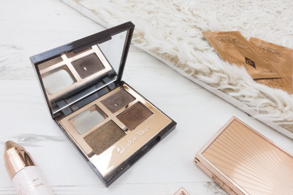 Charlotte Tilbury Make Up Review | Hits & Misses | Golden Goddess Luxury Palette