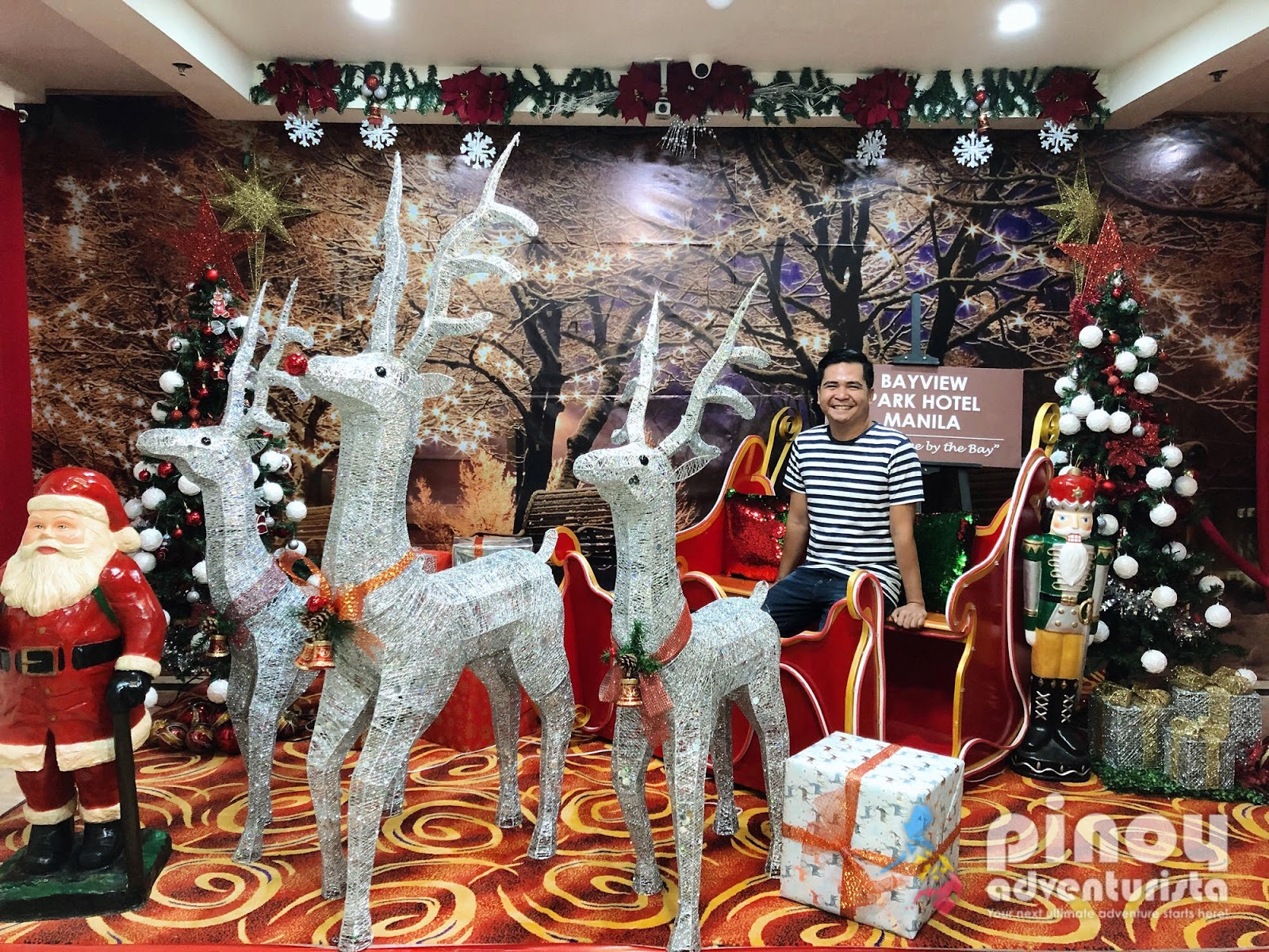 Celebrate Christmas At Bayview Park Hotel Manila Updated