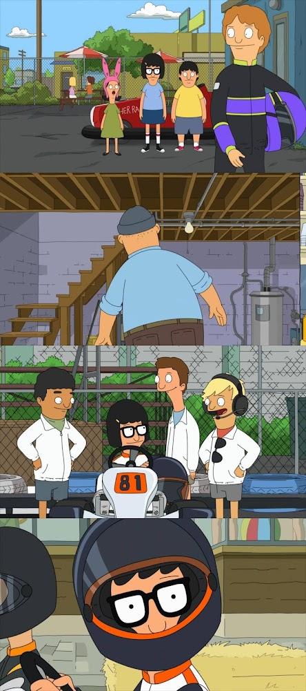 Bobs Burgers Temporada 5 HD 1080p Latino