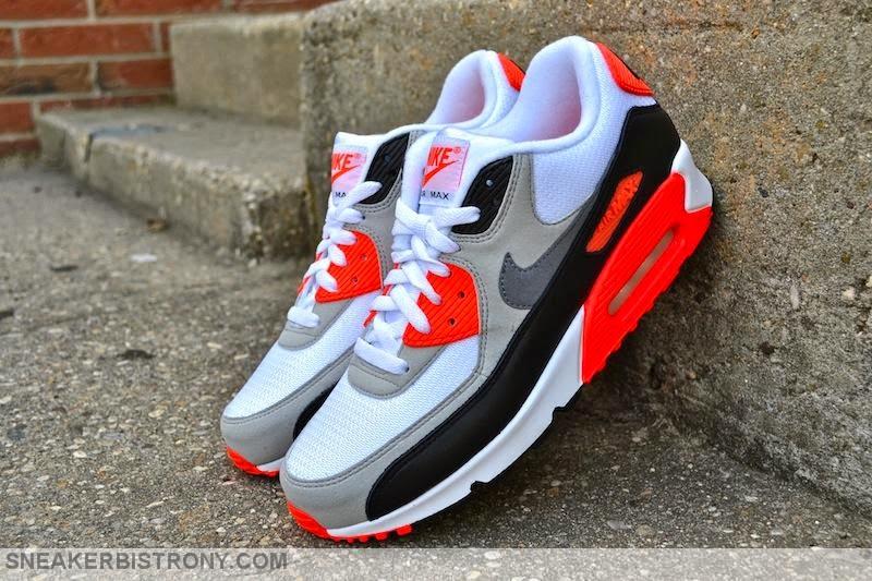 Nike Air Max 90 Og Infrared Gs