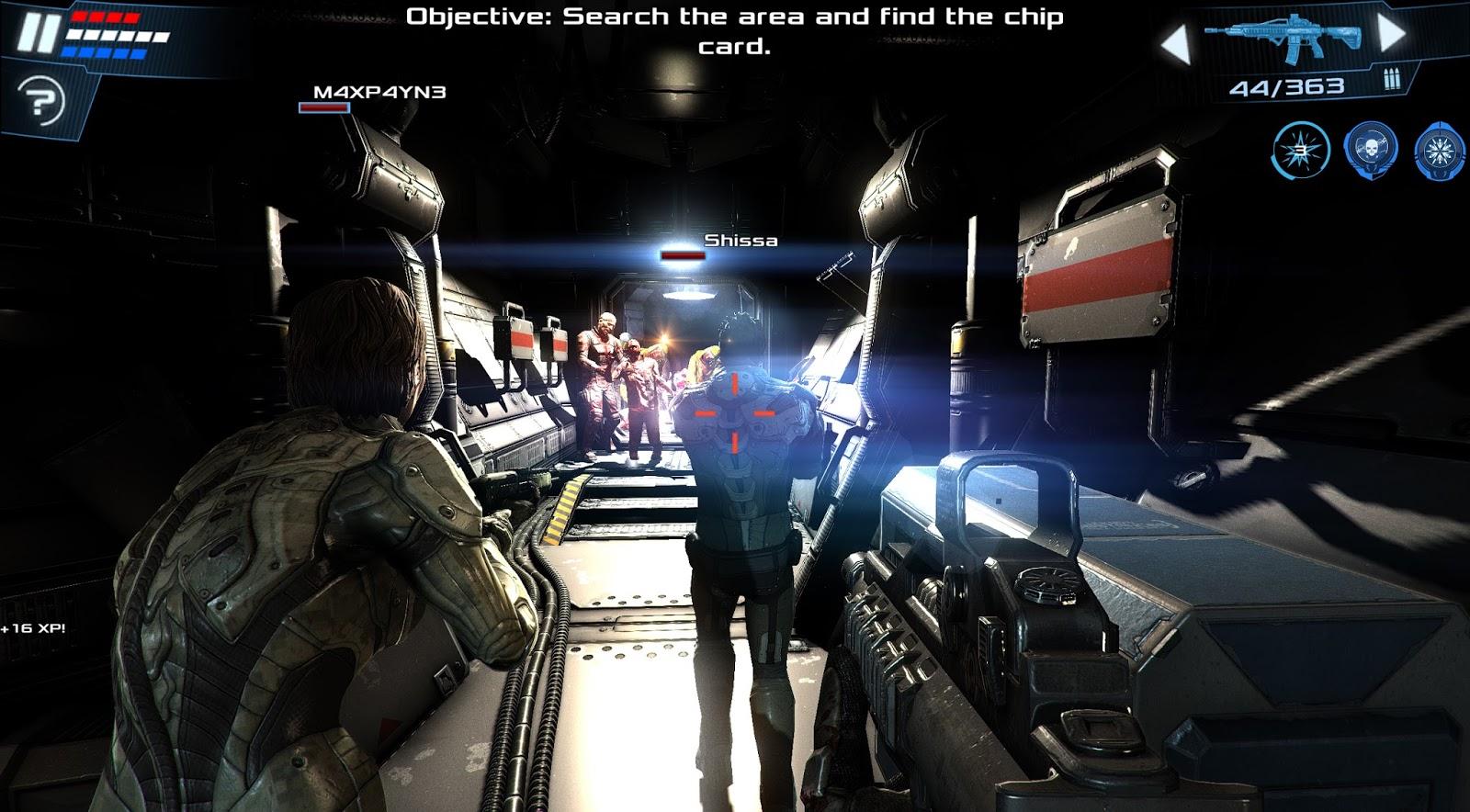 تحميل لعبة dead effect 2 مهكرة للاندرويد
