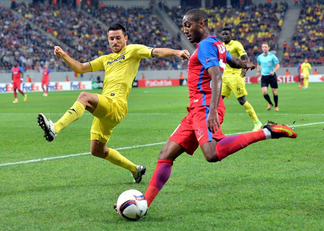2016 Steaua Villarreal rezumat video goluri 29.09.2016 youtube Steaua vs Villarreal video grupa L europa league Steaua  Villarreal 1-1 rezumatul partidei de aseara Arena Nationala Steaua Bucuresti Villarreal video rezumatul complet al meciului youtube highlights Steaua Bucharest vs Villarreal